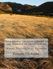 Operational decision support in the presence of uncertainties - Water Distribution Systems Cover Image