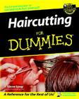 Haircutting for Dummies Cover Image