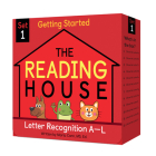 The Reading House Set 1: Letter Recognition A-L Cover Image