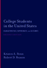 College Students in the United States: Characteristics, Experiences, and Outcomes Cover Image