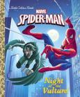 Night of the Vulture! (Marvel: Spider-Man) (Little Golden Book) Cover Image