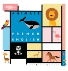 Animals in French and English Cover Image