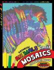 Rainbow Animals Circle Mosaics Coloring Book: Colorful Nature Flowers and Animals Coloring Pages Color by Number Puzzle (Coloring Books for Grown-Ups) Cover Image