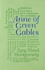 Anne of Green Gables (Word Cloud Classics) Cover Image