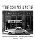 Young Scholars in Writing: Volume 18 (2021) Cover Image