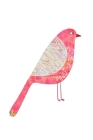 Notes: A Blank Dot Grid Notebook with Slightly Sarcastic Bird Watercolor Cover Art Cover Image