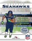Seattle Seahawks Coloring & Activity Storybook Cover Image