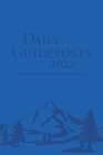 Daily Guideposts 2022 Leather Edition: A Spirit-Lifting Devotional Cover Image