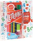 Lettering in Crazy, Cool, Quirky Style Cover Image