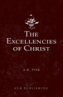The Excellencies of Christ Cover Image