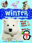 Winter Sticker and Activity Book Cover Image
