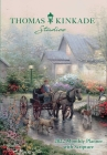 Thomas Kinkade Studios 2022 Monthly Pocket Planner Calendar with Scripture Cover Image