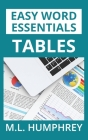 Tables Cover Image