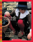 Samuel Eaton's Day: A Day in the Life of a Pilgrim Boy Cover Image