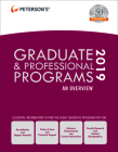 Graduate & Professional Programs: An Overview 2019 (Grad 1) Cover Image
