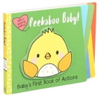 Peekaboo Baby! (Baby's First Book) Cover Image