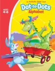An Activity Zone Book Dot-to-Dots Alphabet Ages 4 to 6 Cover Image