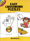 Easy Crossword Puzzles (Dover Little Activity Books) Cover Image