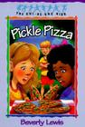 Pickle Pizza (Cul-de-Sac Kids #8) Cover Image