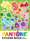 Pantone: Sticker Book with Posters Cover Image