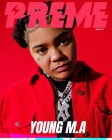Preme Magazine: Young MA Cover Image