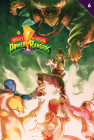 Mighty Morphin Power Rangers #6 Cover Image