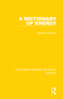 A Dictionary of Energy Cover Image
