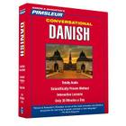 Pimsleur Danish Conversational Course - Level 1 Lessons 1-16: Learn to Speak and Understand Danish with Pimsleur Language Programs Cover Image