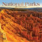 National Parks 2021 Mini 7x7 Foil Cover Image
