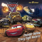 Thunder Hollow Crazy Eight Racers! (Disney/Pixar Cars 3) (Pictureback(R)) Cover Image