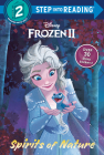 Spirits of Nature (Disney Frozen 2) (Step into Reading) Cover Image