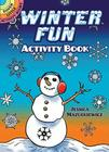 Winter Fun Activity Book (Dover Little Activity Books) Cover Image