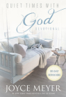 Quiet Times with God Devotional: 365 Daily Inspirations Cover Image