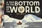 Trip to the Bottom of the World with Mouse (Toon Books) Cover Image