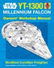 Star Wars: Millennium Falcon: Owners' Workshop Manual (Haynes Manual) Cover Image