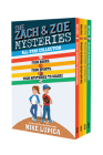 The Zach & Zoe Mysteries All Star Collection Cover Image