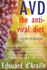 AVD - The Anti-Viral Diet: COVID-19 Edition (Col.) (Health #1) Cover Image