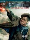 Harry Potter Instrumental Solos: Flute, Book & CD Cover Image
