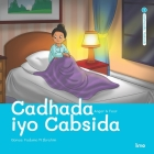 Cadhada iyo Cabsida: Anger & Fear (English and Somali Edition) Cover Image