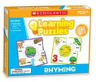Rhyming Learning Puzzles Cover Image