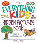 The Everything Kids' Hidden Pictures Book: Hours Of Challenging Fun! (Everything® Kids) Cover Image