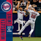 Minnesota Twins 2021 12x12 Team Wall Calendar Cover Image