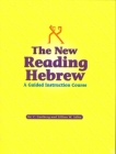 Reading Hebrew: A Programmed Instruction Book Cover Image