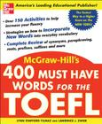 400 Must-Have Words for the TOEFL Cover Image