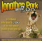 Jonathan Park Goes to the Zoo: A Creationist Audio Guide to 100 of the Most Popular Animals at Your Local Zoo! Cover Image