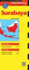 Surabaya Travel Map (Periplus Travel Maps) Cover Image