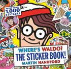 Where's Waldo? The Sticker Book! Cover Image