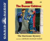 The Hurricane Mystery (Library Edition) (The Boxcar Children Mysteries #54) Cover Image