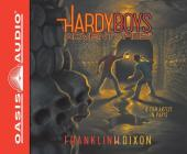 Con Artist in Paris (Library Edition) (Hardy Boys Adventures #15) Cover Image