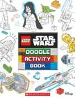 Doodle Activity Book (LEGO Star Wars) Cover Image